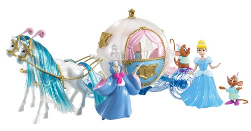 Mattel Disney Princess Favorite Moments Cinderella (Disney Horse And Carriage)