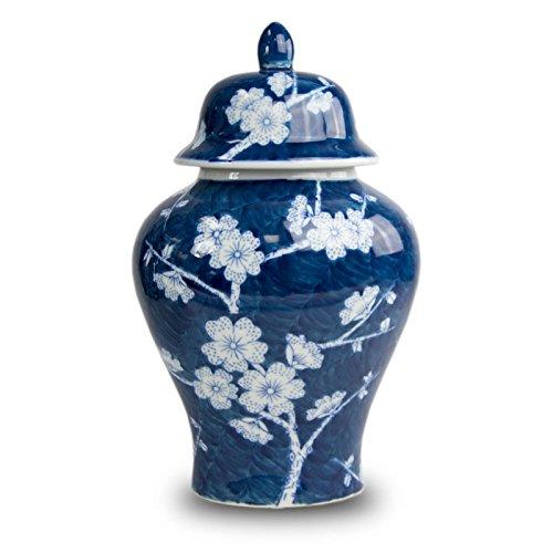 white porcelain urn - 4