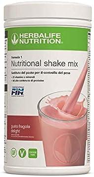 Herbalife batido formula 1 Delicias de fresa: Amazon.es: Electrónica