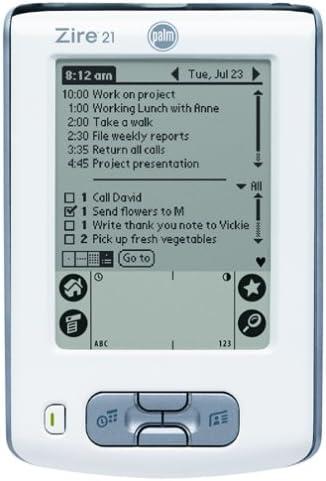 B0000CBJ8J PalmOne Zire 21 Handheld 4169ZKDDGFL