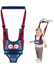 Vicloon Bretelle/Redini Primi Passi, Bretelle di Sicurezza per Bambino Sostegno Portatile, per Aiutarlo a Camminare Cintura Protettiva