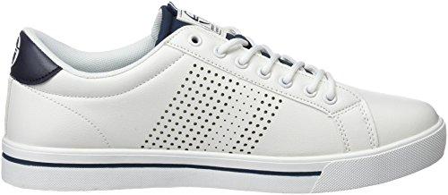 Sneaker Cream 03 Halley Elfenbein Herren Marine Tacchini Ltx Sergio UWYqZIw4