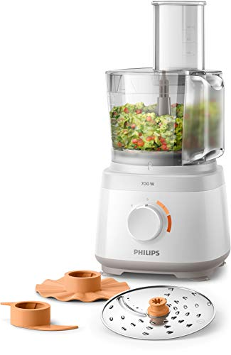 Philips Robot de cocina HR7310/10 - Robot de cocina compacto todo ...