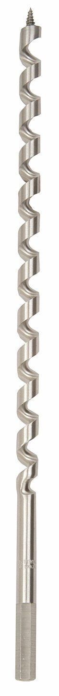 Irwin Industrial Tools 47410 5/8-Inch by 17-Inch Tubed Long Ship Auger Bit