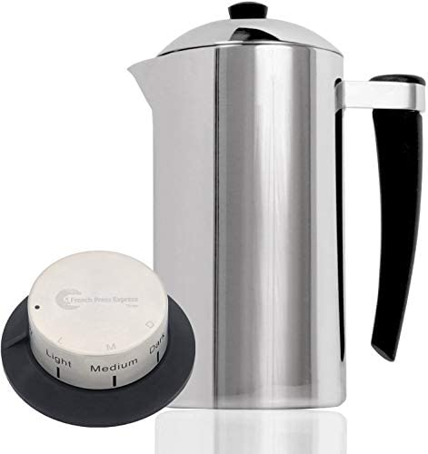 French Press Express Stainless Steel Coffee Pre