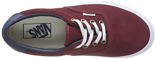 Fourgonnettes Unisexe Époque 59 Skate Chaussure Oxblood Red