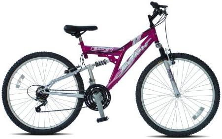 British Eagle - Bicicleta Infantil MTB para niña, 9 a 13 años ...