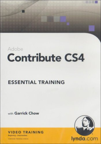 Contribute CS4 Essential Training
