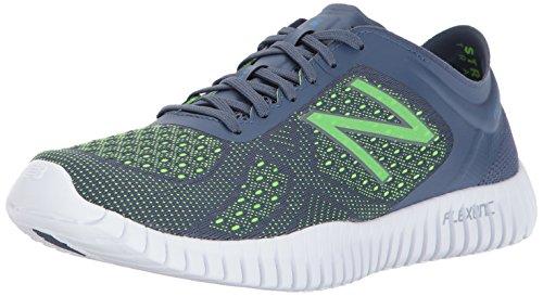 New Balance Herren 99 Laufschuhe Energy Lime/Indigo