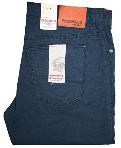 Paddocks - Jeans - Slim - Uni - Homme Bleu Bleu -  Bleu - 38/40