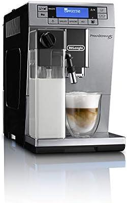 DeLonghi PrimaDonna XS Deluxe ETAM 36.365.MB Cafetera ...