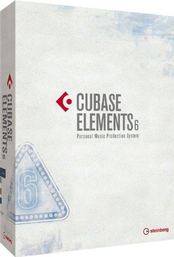 - Cubase Elements 6 (Education Edition)