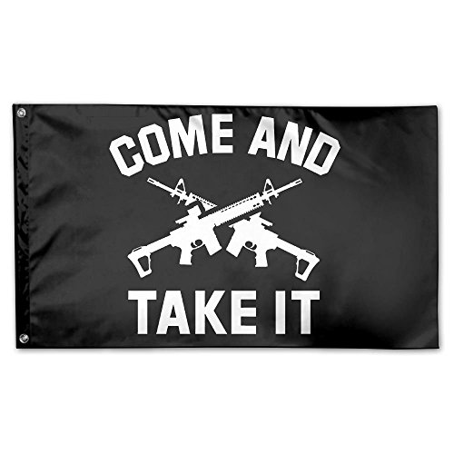 Come And Take It Freedom Shooting Gun Military 100% Polyeste