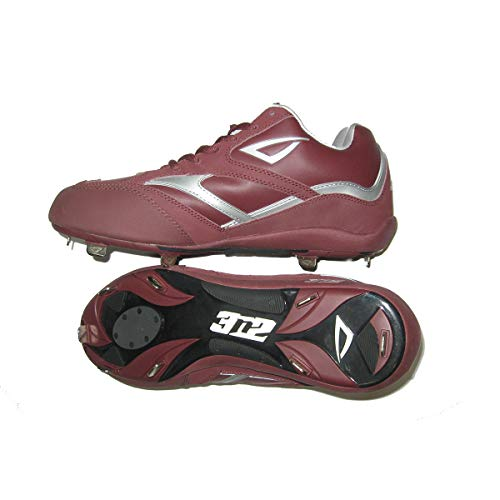 (3N2 Showtime Low Metal Baseball Cleat Mens)