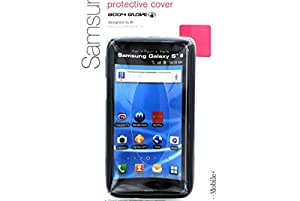 Body Glove Hard Shield Shell Cover Snap On Case for T-Mobile Samsung Galaxy S II T989 -Black