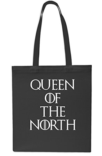 The Black Shopping Bag Gym North Queen litrest Beach x38cm Black 10 Tote of Small 42cm BwRCR5q
