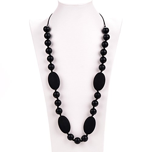Silicone Teething Necklace Choices BPA Free product image