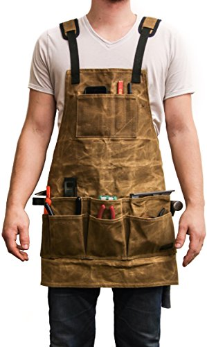 Picture of Readywares Waxed Canvas Tool Apron