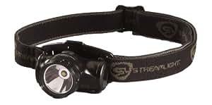 Streamlight 61400 Enduro Impact Resistant Headlamp, Elastic Strap, Black