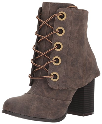 2 Lips Too Womens Too Lala Fashion Boot Brown