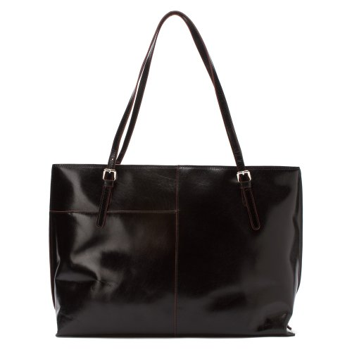 Hobo  Annalisa VN-22515BLK Business Tote,Black,One Size, Bags Central