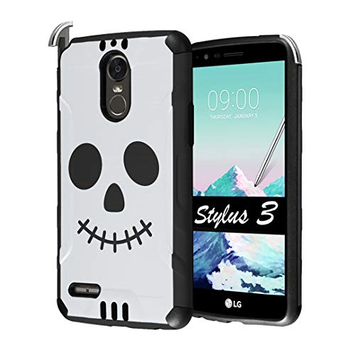 Capsule Case Compatible with LG Stylo 3, LG