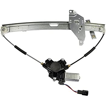 Dorman 741 630 chevrolet impala front driver for 2000 chevy impala window regulator