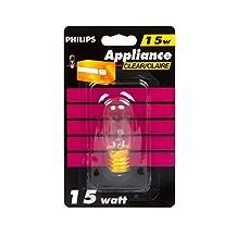 Philips 217190 15W T7 Appliance Intermediate Light Bulb Clear