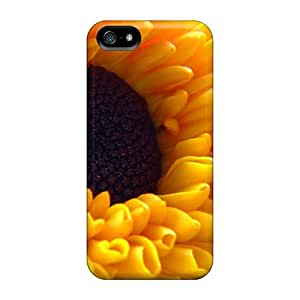 Sanp On Cases Covers Protector For Iphone 5/5s (summer Flower)