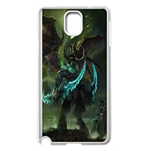 WOW wallpaper Samsung Galaxy Note 3 Cell Phone Case White Protect your phone BVS_703882