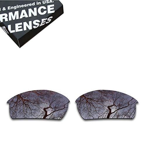 ToughAsNails Polarized Lens Replacement for Oakley Bottlecap Sunglass - More - Bottle Cap Oakley Lenses