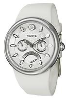 Philip Stein Women's F43S-W-W Quartz Stainless Steel White Dial Watch by Philip Stein