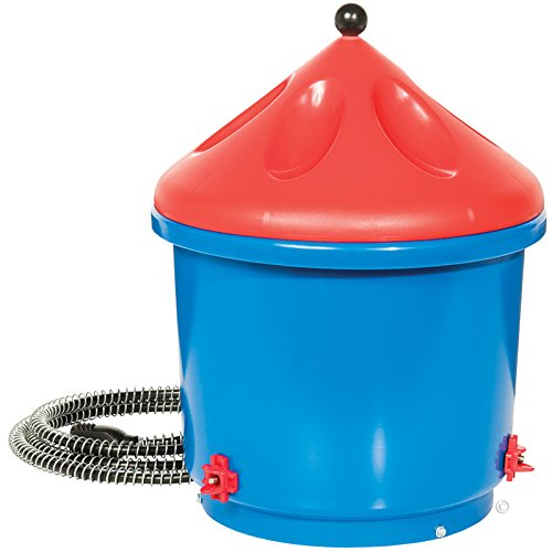 Premier Heated Poultry Nipple Waterer - 2.25 gal.