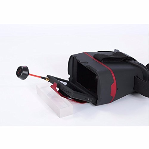 FX Marvel Vision 4.3 Inches 5.8G 32CH Auto Search Raceband FPV Goggles Video Glasses