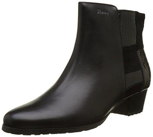 Sioux Ladies Fenja Short Boots Noir (nero)