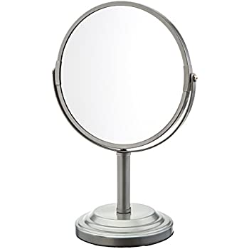 Amazon Com Vremi 10x Magnified Vanity Mirror 7 Inch