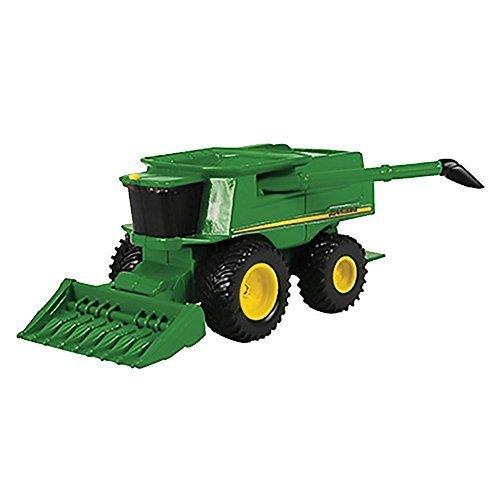 (John Deere Combine Mini with Grain Head)
