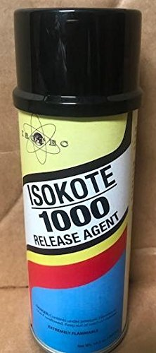 ISOKOTE 1000 Silicone Release Agent Isotec International Inc.