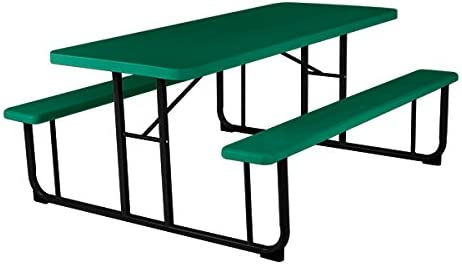 Plastic Picnic Table - Durable