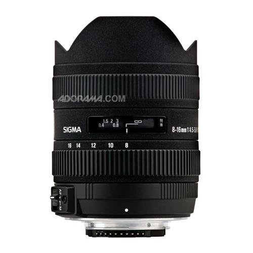 Sigma 8-16mm f/4.5-5.6 DC HSM FLD AF Ultra Wide Zoom for sale  Delivered anywhere in USA