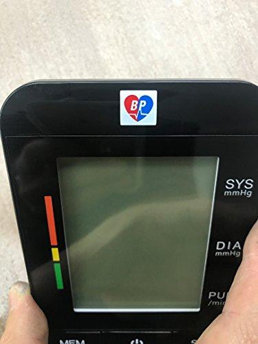 Digital Display Blood Pressure Monitor Most Accurate Sensor Best BP Meter Model by BP Wizard (Image #1)