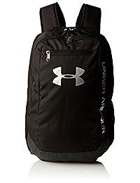 Under Armour 2016 Hustle LDWR Storm Backpack Gym Bag /Laptop Bag Black/Silver