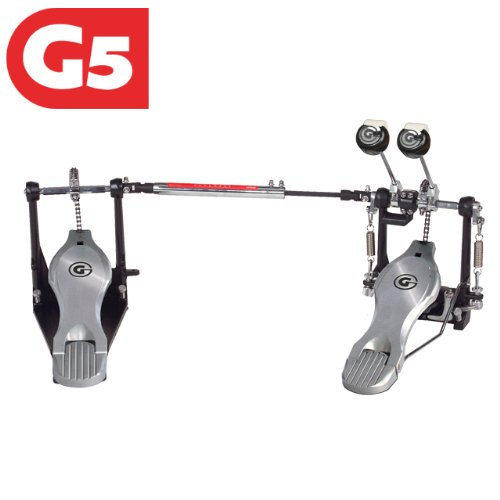 Drive Chain Pedal Double - Gibraltar 5711DB Single Chain CAM Drive Double Bass Drum Pedal