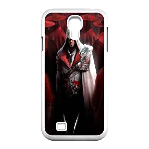 Samsung Galaxy S4 9500 Cell Phone Case White_Assassins Creed Revelations Ratrq