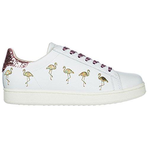 Zapatos Zapatillas Arts De En Deporte Master Piel Bl Moa Flamingo Mujer Of qxwtU1Ug