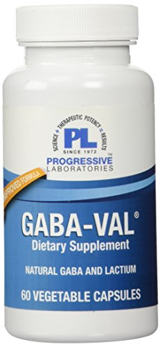 Progressive de laboratoires Gaba-Val supplément, comte 60