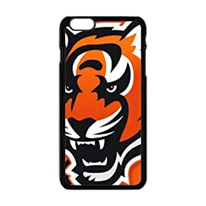 Happy Cincinnati Bengals Hot Seller Stylish Hard Case For Iphone 6 Plus