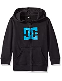 DC Shoes boys Star Zip Up Sweatshirt