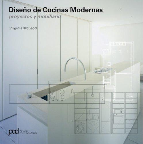 DISEÑO DE COCINAS MODERNAS (Arquitectura contemporanea)