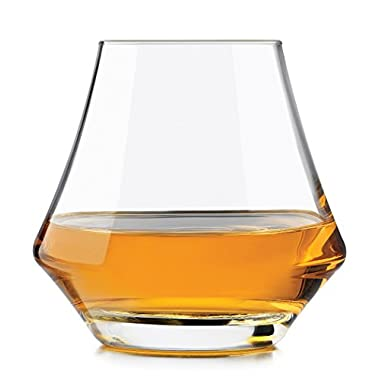 Libbey 56614 4-Piece Perfect Whiskey Glass, 9.8-Ounce